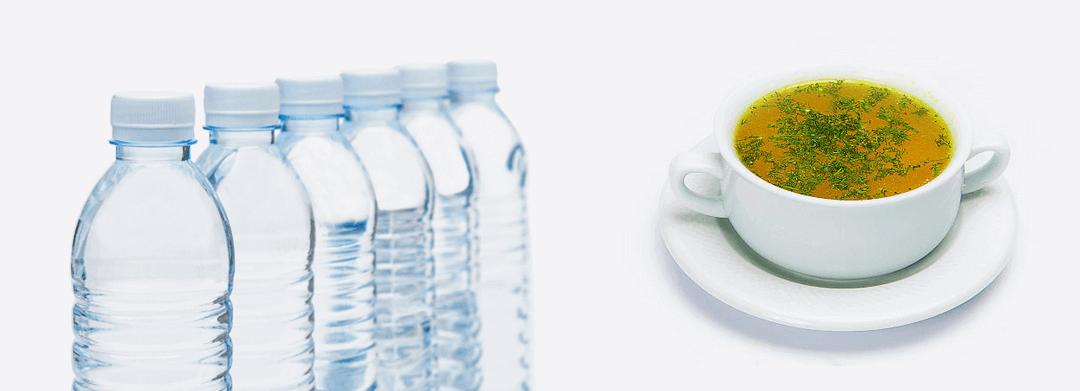 woda i rosół