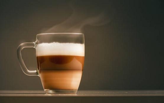 Latte bez nabiału