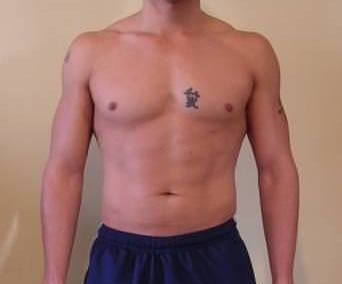 tkanka tłuszczowa 15-19%