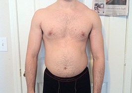 tkanka tłuszczowa 20-24%