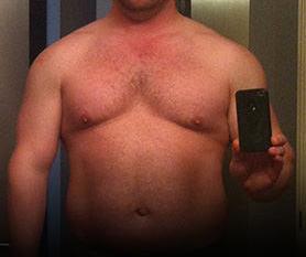 tkanka tłuszczowa 25-29%