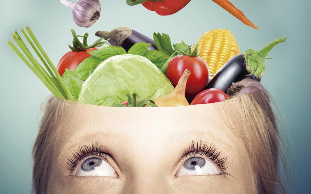 jedzenie a mózg