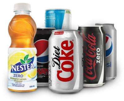 napoje dietetyczne